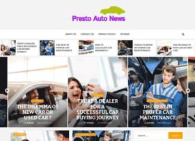 prestoautonews.com