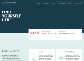 prestoncrest.org