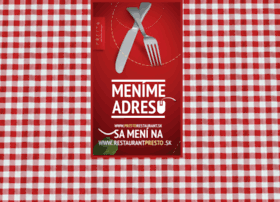 prestorestaurant.sk