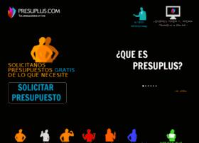 presuplus.com