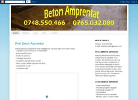 pret-beton-amprentat.blogspot.com