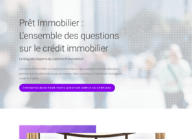 pretimmobiliers.fr