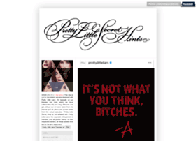 prettylittlesecrethints.tumblr.com