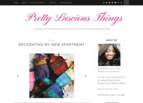 prettylusciousthings.com