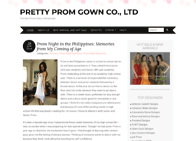prettypromgown.com