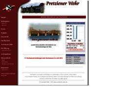 pretziener-wehr.de