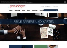preuninger.com