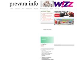 prevara.info