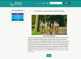 preventblindness.donordrive.com