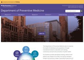 preventivemedicine.northwestern.edu