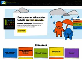 preventsuicidect.org