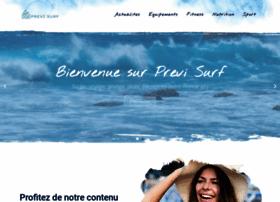 previsurf.com