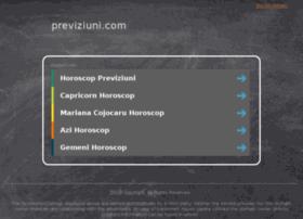 previziuni.com