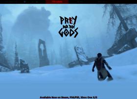preyforthegods.com