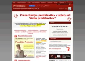 prezentacija.si
