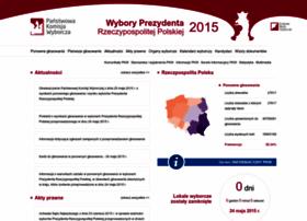 prezydent2015.pkw.gov.pl