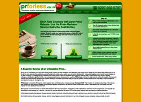 Prforless.co.uk