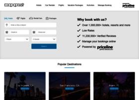 priceline.mapquest.com