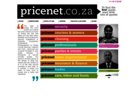 pricenet.co.za