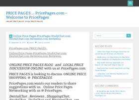 pricepages.com
