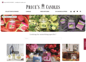 prices-candles.co.uk
