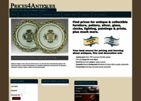prices4antiques.com