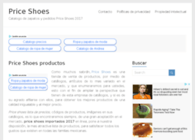 priceshoes.org.mx