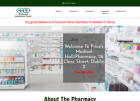 pricesmedicalhall.ie