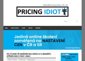 pricingidiot.com