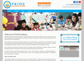 prideacademy.in