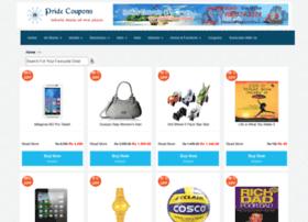 pridecoupons.com