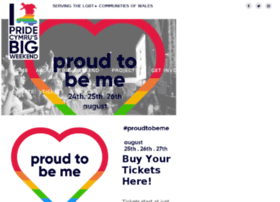 pridecymru.co.uk
