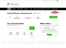 prideinfosys.com