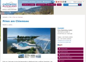 prien.chiemsee.de