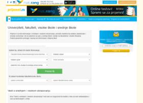 prijemni.infostud.com