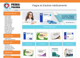 prima-pharma.com