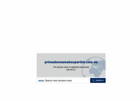 primadonnamakeupartist.com.au