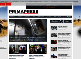 primapress.it