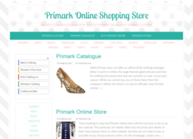 primarkonlineshoppingstore.co.uk