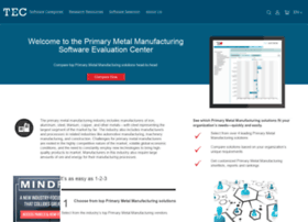 primary-metal-manufacturing.technologyevaluation.com