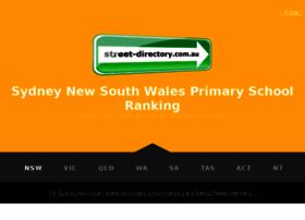 primary-school-ranking-sydney-new-south-wales.street-directory.com.au