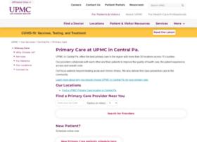 primary.pinnaclehealth.org