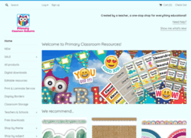 primaryclassroomresources.co.uk