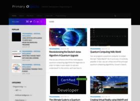 Primaryobjects.com