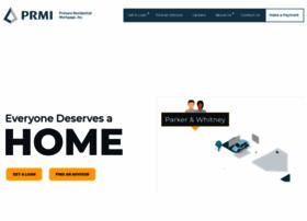 primaryresidentialmortgage.com