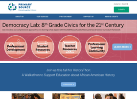 primarysource.org