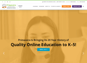 primavera-online-high-school.com