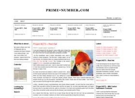 prime-number.com