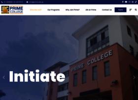 prime.edu.np