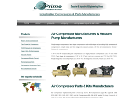 primeaircompressor.com